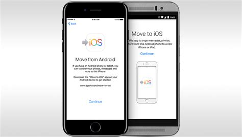 Move from Android to iPhone, iPad, or iPod touch - Apple