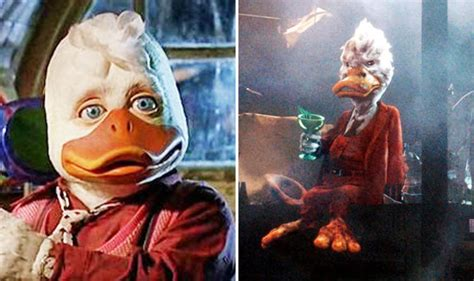 Howard the Duck MOVIE for MCU? Back to the Future star