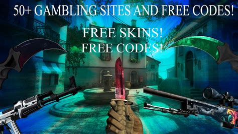 CSGO | 50+ Gambling Sites With Free Codes! - YouTube