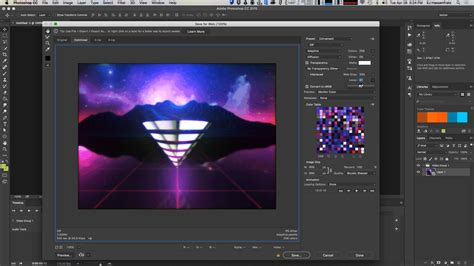 How to Create a Retro Style Animated GIF in After Effects