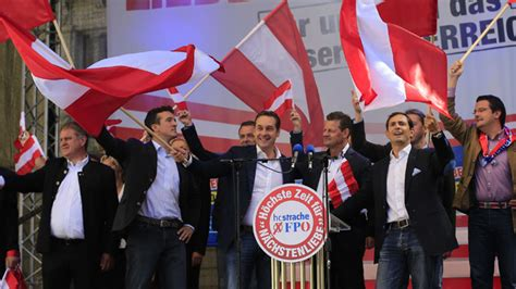 Eyes right! Austrian elections follow Europe's rightist