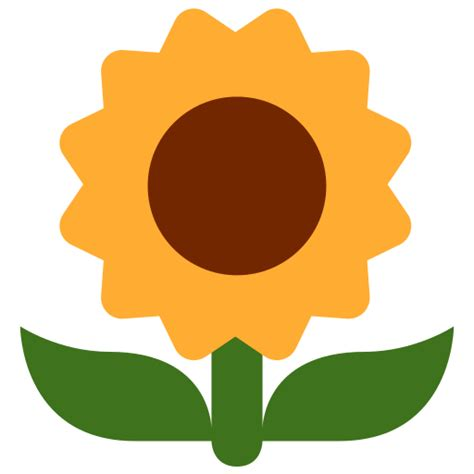 Sunflower Emoji Meaning with Pictures: from A to Z