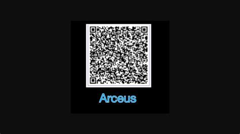 QR Codes for the best of pokemon/items pokemon XY