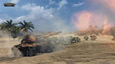 World of Tanks: Xbox 360 Edition Takes Center Stage in the
