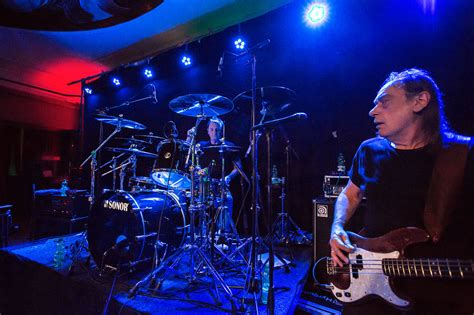PHIL RUDD – Former AC/DC Drummer Brings Solo Act To