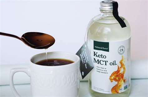 Want the Best C8 MCT Oil? 4 Things You Need to Know Before