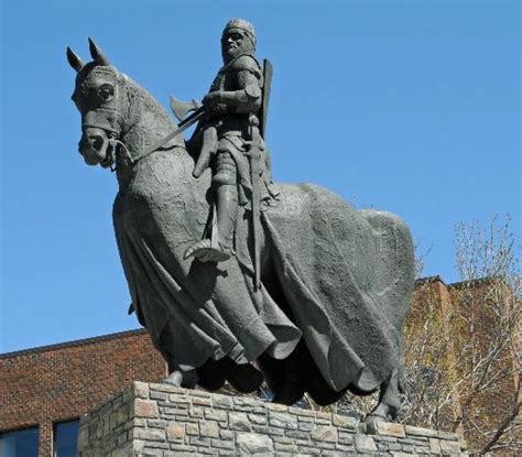 Robert the Bruce statue (Calgary) - All You Need to Know