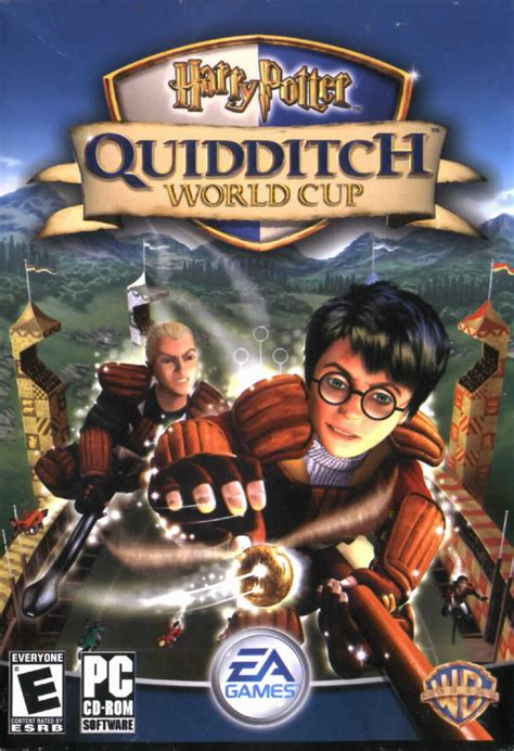 Harry Potter: Quidditch World Cup for Windows (2003