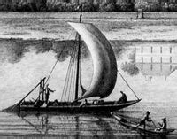 flat bottomed scow boat plans