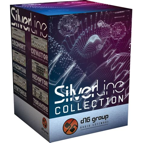 D16 Group - SilverLine Collection 2019 CE-VR VST, AAX x86