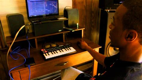 """Making of Rich Homie Quan """"Type of Way"""" Beat Prod"""