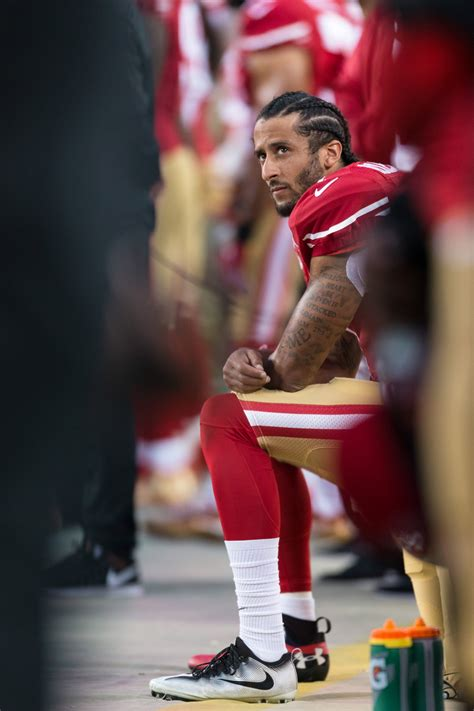 US in racial turmoil a year after Colin Kaepernick's NFL