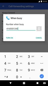 How to use call forwarding on my Google Pixel