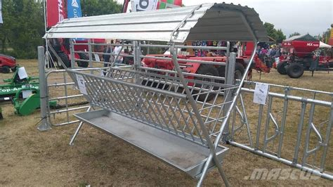 Top-Agro feeder for sheep type 2 with roof, 2019, 59-900
