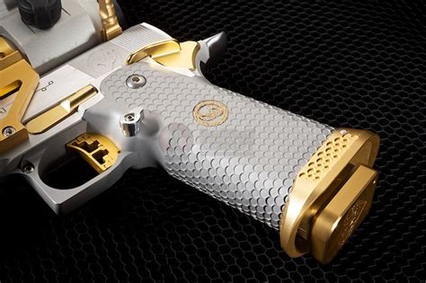 Airsoft Surgeon Gold Finger Infinity Open | Popular