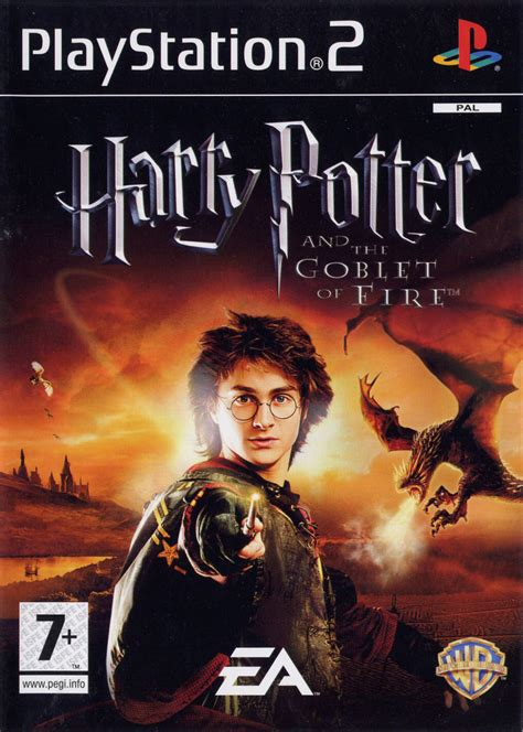 Harry Potter and the Goblet of Fire for PlayStation 2