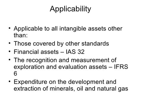 Intangible assets ias 38
