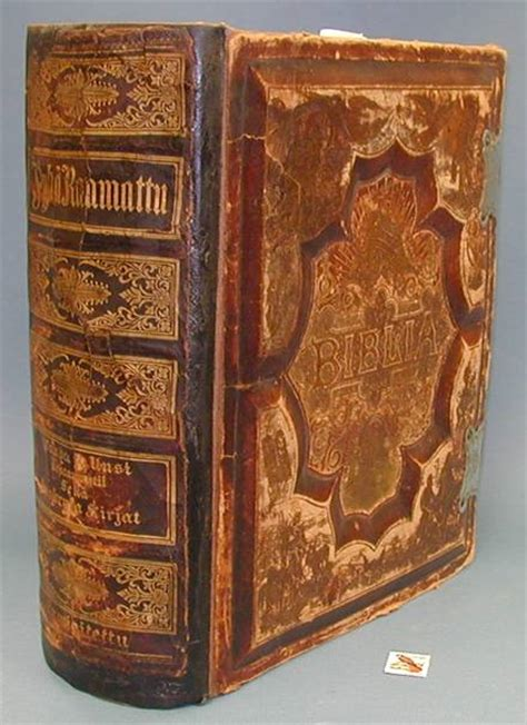 Ramseyer Bible Collection - Finnish Bible Published in