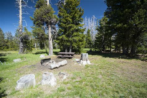 Three Creek Meadow Campground + Horse Camp   Outdoor Project