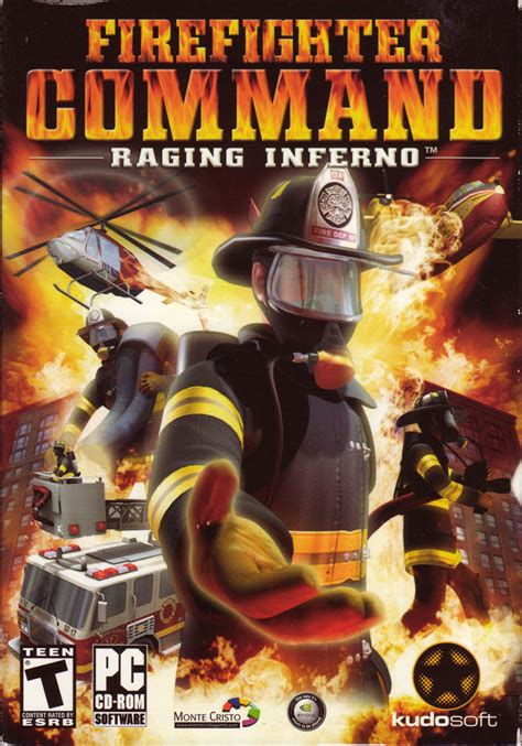 Firefighter Command: Raging Inferno for Windows (2004