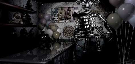 13 Rare Five Nights at Freddy's 2 Screens You May Not Have
