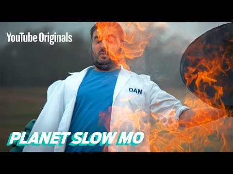 Slow Mo Flint and Steel
