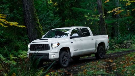 Why the 2020 Toyota Tundra Has Truck Buyers Seeing Army