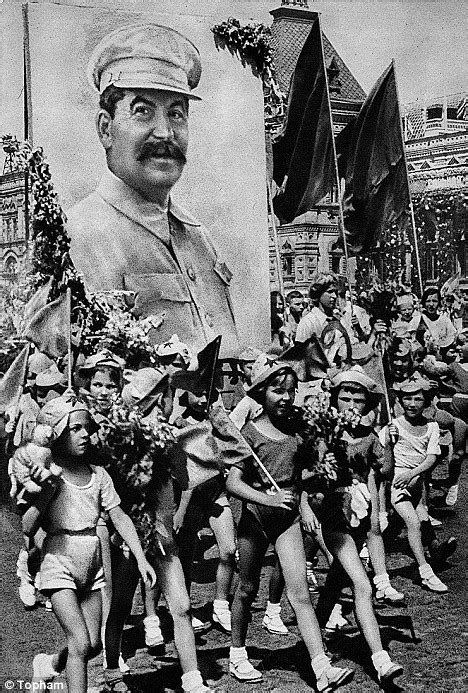 Stalin's mass murders were 'entirely rational' says new