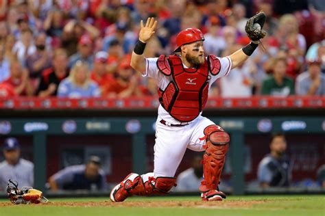 Reds Sign Tucker Barnhart To Four-Year Extension - MLB
