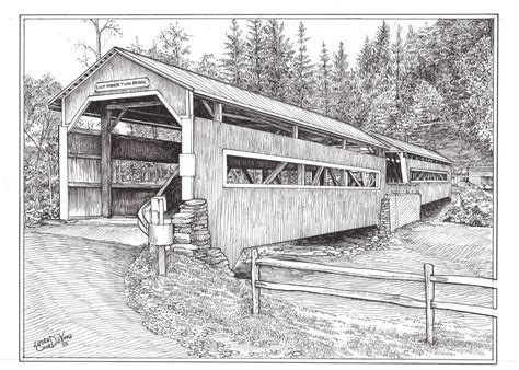 old farms and cabins drawings - Google Search in 2019