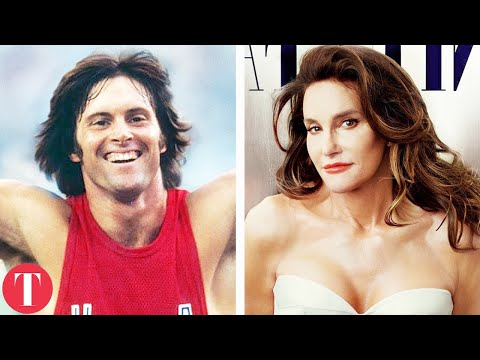 From Bruce to Caitlyn Jenner: Photos of the Transition