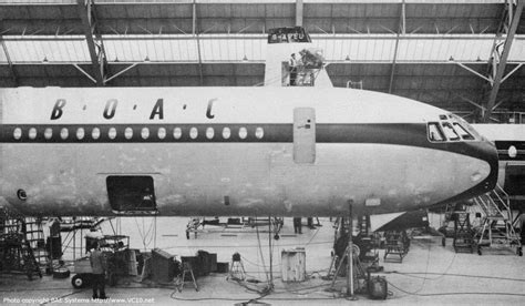 The VC10 - 50 years ago
