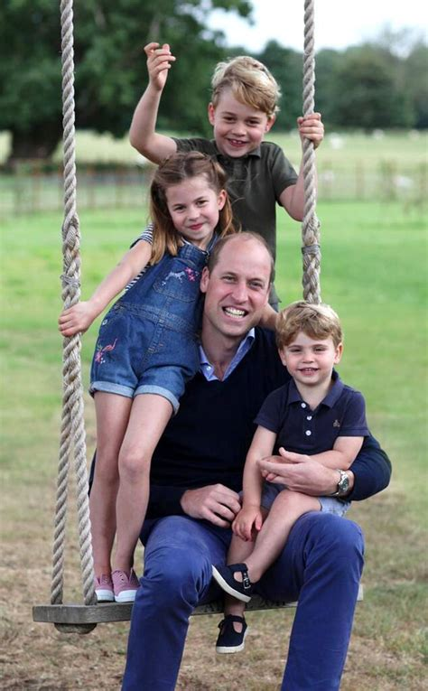 See the Candid Family Photos Kate Middleton Took of Prince