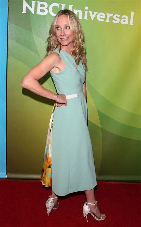 ANNE HECHE at NBCuniversal 2014 TCA Summer Tour – HawtCelebs