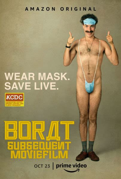 Borat Joins Twitter, Thanks Trump for Giving Him (a