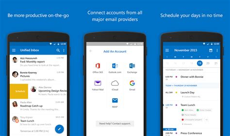 10 Best Email Apps for Android in 2017 | Phandroid