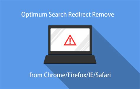 Remove Optimum Search virus extension from Chrome/Firefox
