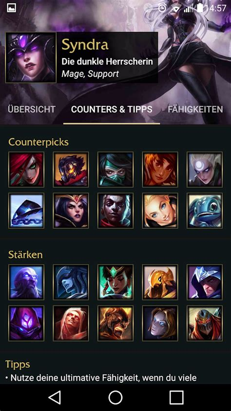 Summoner's Companion for LoL – Android-Apps auf Google Play