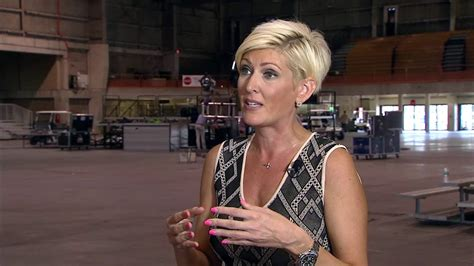 One-on-one with Trump spokeswoman Healy Baumgardner - YouTube