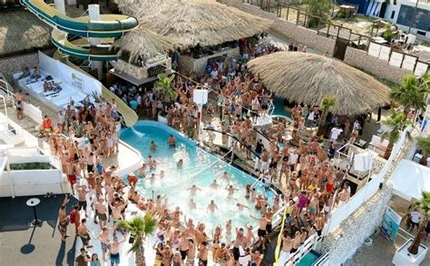 Pag Stag Weekends | Stag Party in Zrce Beach | Local Party