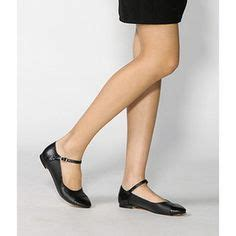 Schoolgirl shoes! NATURALIZER BLACK LEATHER W/ SUEDE MARY