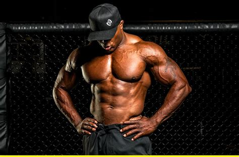 Bobby Lashley Workout And Diet - WorkoutWalls