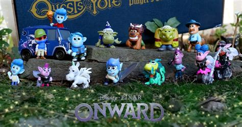 """Dan the Pixar Fan: Onward """"Minis"""" Complete Collection (by"""