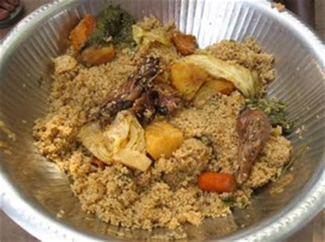 food - Gambia