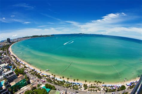Cheap travel to Pattaya, Thailand - backpacking with KILROY