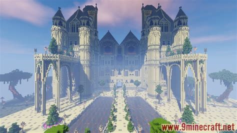 Kings Cathedral Map 1