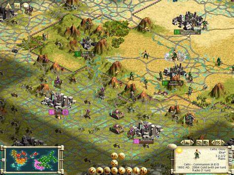 Game Patches: Civilization III: Play the World v1