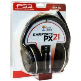 Foto Auriculares Turtle Beach PX21 - PC/PS3/X360 foto 20963