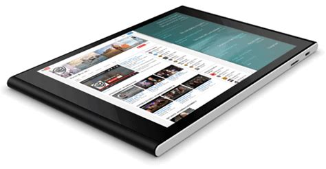 Jolla's Sailfish-Powered Tablet Returns To Indiegogo With