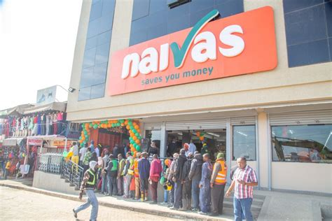 Naivas Empire Widens As Supermarket Opens New Ngong Branch